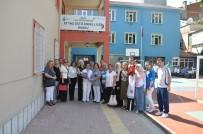 EĞITIM İŞ - Kadın Girişimcilerden Engelliler Okulu'na Bağış