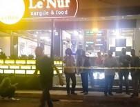 Kadirli'de kafeye silahlı saldırı