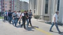 ZEYTINLI - Katil Zanlısı Çelik Yelek Giydirilerek Mahkemeye Çıkarıldı