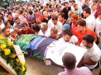 ZABITA MEMURU - Kazada Ölen Zabıta Memuru Son Yolculuğuna Uğurlandı