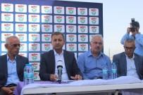 MURAT AYDEMIR - Kırşehir Belediyespor İlk Toplantısını Tesislerde Yaptı