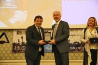 ATIK SU ARITMA TESİSİ - Kütahya Belediyesine 'Marka Belediye' Ödülü