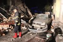 YÜKSEL KARA - Lokantada Tüp Patladı Açıklaması 3 Yaralı