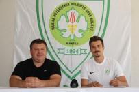 KAHRAMANMARAŞSPOR - Manisa BBSK İstanbulspor'dan Ersel Çetinkaya'yı Transfer Etti