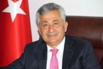 BESİ ÇİFTLİĞİ - Mehmet Şahbaz ATO'ya Başkan Adayı