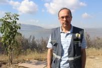 İBRAHIM ÇIFTÇI - Müsteşar Yardımcısından Yangın Açıklaması