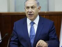 BAŞBAKANLIK OFİSİ - Netanyahu'dan idam sinyali!