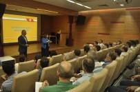 BESLENME DOSTU - Okul Müdürleri Değerlendirme Toplantısında Buluştu