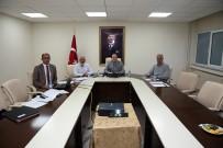 ALİ HAMZA PEHLİVAN - OSB Yönetim Kurulu Toplantısı