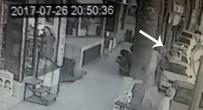 ADLI TıP - 5. Kattan Otomobilin Üzerine Düşme Görüntülerine Ulaşıldı