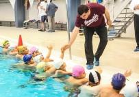 ENGELLİ VATANDAŞ - Şahinbey'de 5 Yılda 100 Bin Kişi Su Sporlarıyla Tanıştı