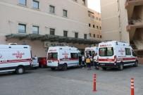 KURU FASULYE - Sakarya'da gıda zehirlenmesi! 120 kişi hastaneye kaldırıldı