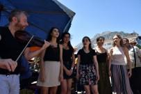 GESI BAĞLARı - Semt Pazarında Klasik Müzik Konseri