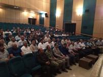 ŞEHİT YAKINI - Tatvan'da 'Koordinasyon' Toplantısı