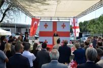 FATIH KıZıLTOPRAK - Tekirdağ'da  Gürcistan Fahri Konsolosluk Ofisi Açıldı