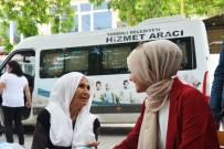 YAŞ SINIRI - Torbalı'da Evde Bakım Hizmeti Vatandaşların Umudu Oldu
