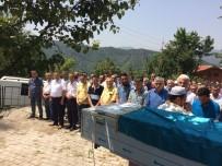 EĞERCI - Trafik Kazası Geçiren Maden İşçisi Çakır Toprağa Verildi