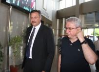 AHMET ARİF - TÜBİTAK Başkanı'ndan İki Elini Kaybeden Altuğ'a Ziyaret
