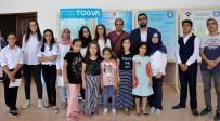 REKABET KURUMU - TÜGVA'nın Yaz Kampı Yoğun İlgi Gördü