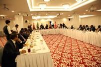 DEMOKRATIK KONGO CUMHURIYETI - Türkiye İş Dünyası Afrika Ülkeleri Büyükelçileriyle Bir Araya Geldi
