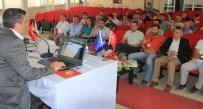 NECAT GÖRENTAŞ - 'Van İŞGEM Büyüyor' Projesi Hakkari'de Tanıtıldı