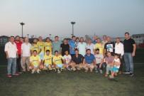 İLKAY - Veteranlar Turnuvasını Yalovaspor Kazandı