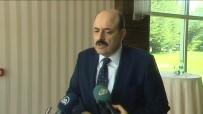 BILKENT - YÖK Başkanı Saraç'tan 'Yardımcı Doçentlik' Açıklaması