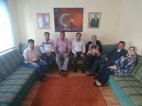 GAZILER - Yunus Emre Ülkü Ocağı Şehit Ve Gazi Ailelerini Ağırladı