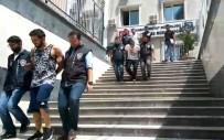 ABANT - 5 Yıldızlı Otelde Yakalanan Hırsızlar Adliyeye Sevk Edildi