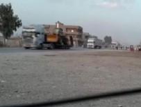 ASKERİ ARAÇ - ABD'den PKK/PYD'ye askeri sevkiyat sürüyor