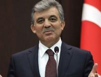 CUMHURIYET GAZETESI - Abdullah Gül'den Cumhuriyet gazetesi açıklaması