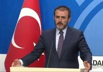 TÜZÜK DEĞİŞİKLİĞİ - 'AK Parti İle MHP Arasında Herhangi Bir Sorun Söz Konusu Değildir'