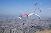 KAYNAR - Ali Dağı Kupası'nın 2. Gününde 96 Kilometrelik Uçuş Yapıldı