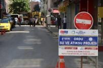 ENVER YıLMAZ - Altınordu'da Alt Yapı Reformu