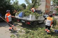 AŞIRI YAĞIŞ - Ataşehir Belediyesi'nde Yağış Seferberliği