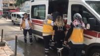 ŞEREFIYE - Babasıyla Kavga Eden Genç Yaralandı