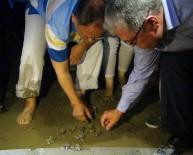 PAMUKKALE ÜNIVERSITESI - Bakan Özhaseki Yavru Caretta Carettaları Denizle Buluşturdu