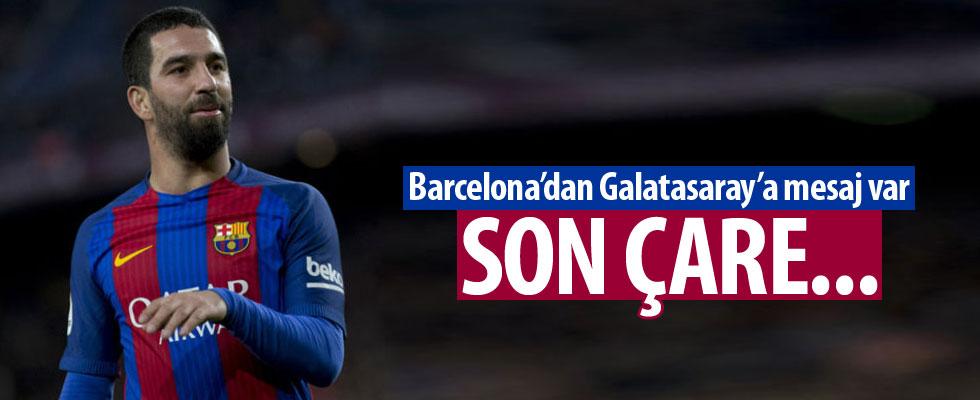 Barcelona'dan Galatasaray'a müjdeli haber