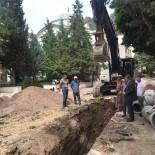 Başkan Özdemir Açıklaması 'Yağmur Suyu Gideri Çalışmalarının Yüzde 95'İ Tamamlandı'