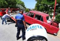 HURDA ARAÇ - Bayraklı'da Hurda Araçlara Geçit Yok