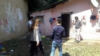 AHMET MISBAH DEMIRCAN - Beyoğlu Belediyesi'nden Evlerini Su Basan Vatandaşlara Yardım Eli