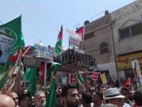 AMMAN - Binlerce Ürdünlü Amman'da Mescid-İ Aksa'ya Destek Gösterisi Yaptı