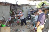 ÇÖP EV - Burhaniye'de Çöp Ev Temizliği