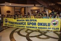 GÜRBULAK - Bursa'dan 6 Öğrenci Fenerbahçe Akademisi'ne Seçildi