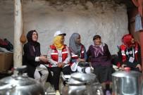 MUHABBET - Damla Projesi Gönüllüleri Ardahan'da