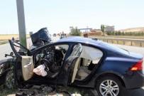 SINOP ÜNIVERSITESI - Dekan Feci Kazada Hayatını Kaybetti
