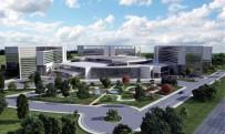 BERNA ÖZTÜRK - Denizli Şehir Hastanesi Bin 200 Yataklı Olacak