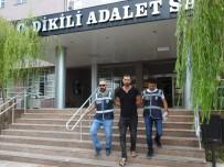 Dikili'de Motosikletlere Dadanan Hırsız Suçüstü Yakalandı