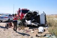 MUSTAFA ERDOĞAN - Feci Kazada Ölü Sayısı 4'E Yükseldi