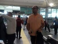 TARIK ÇAMDAL - Galatasaray Avusturya'ya Gitti